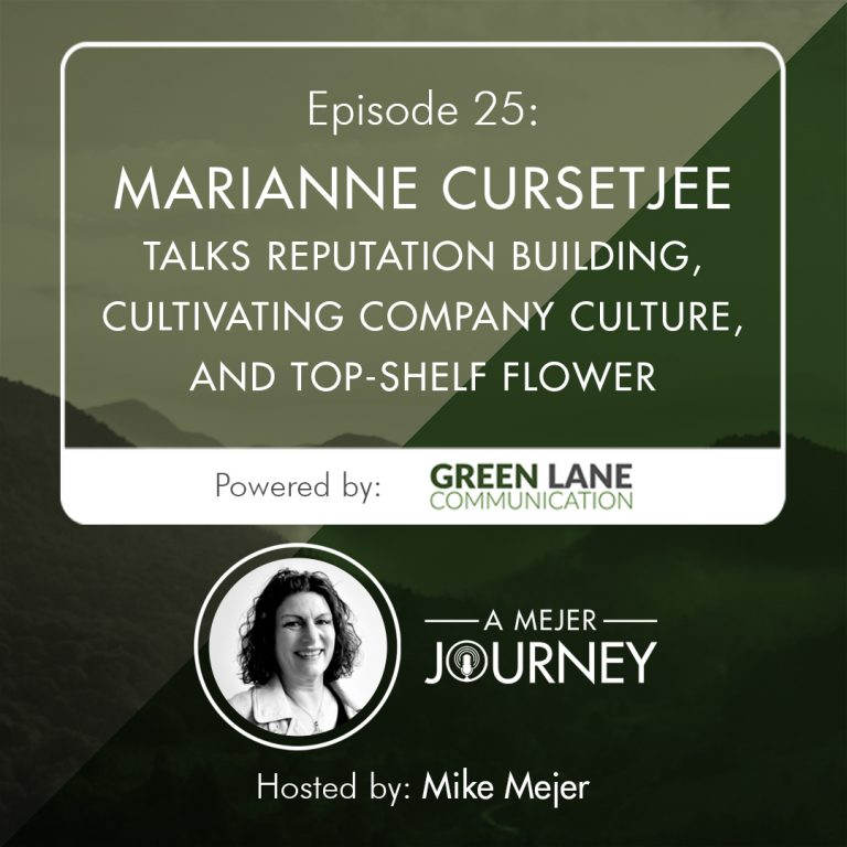 Talking Reputation Building, Cultivating Company Culture, Top Shelf Flower