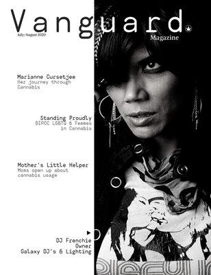Featured in Vanguard Magazine